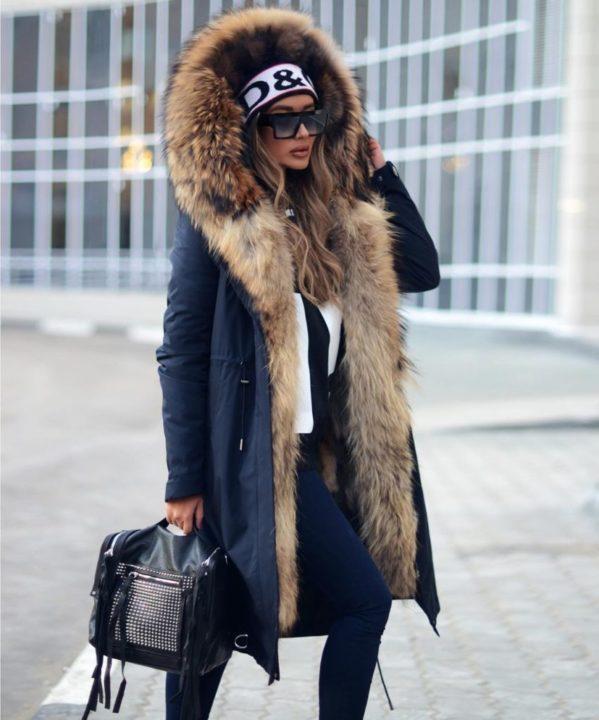 Осенняя мода: куртка-парка 2021