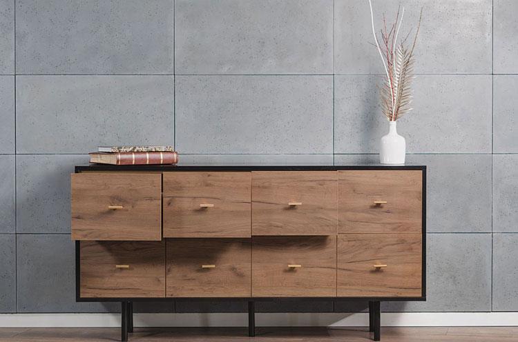 Коричневая мебель и цвет стен - как правильно выбрать цвет и на что обратить внимание?
