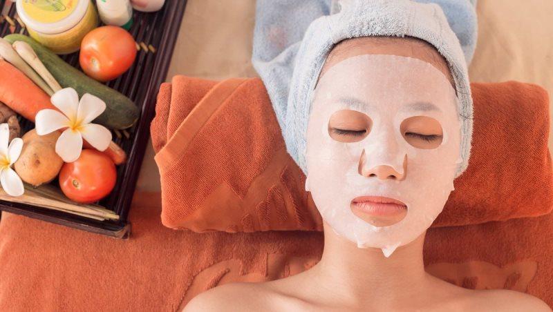 Коллагеновые маски для лица: омолаживаем кожу