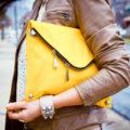 Модные аксессуары: клатч-конверт