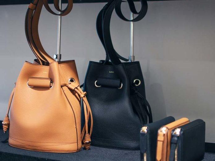 Новая коллекция сумок от Lancel