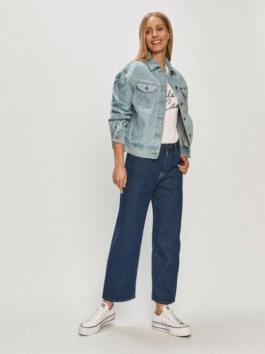 Wrangler — новая женская джинсовая коллекция весна-лето-2021
