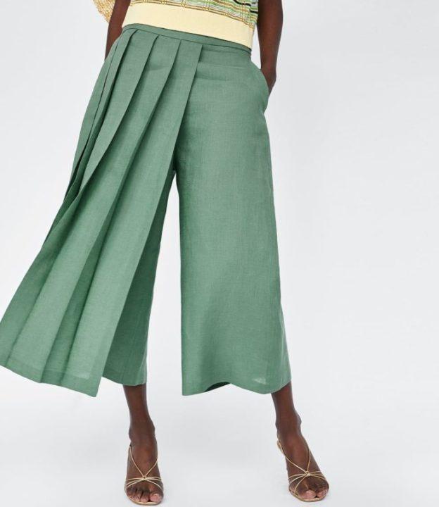 Юбка-брюки 2021-2022