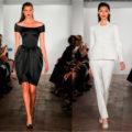 Модные платья «весна -2021» от признанного маэстро женских платьев Зака Позена