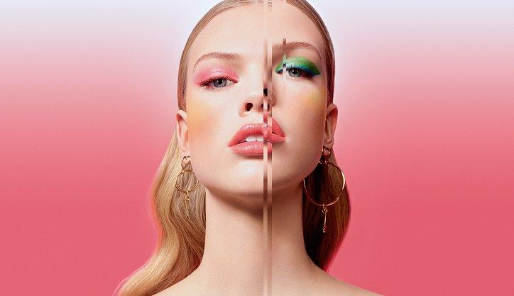 Стильный макияж весенней коллекции Givenchy