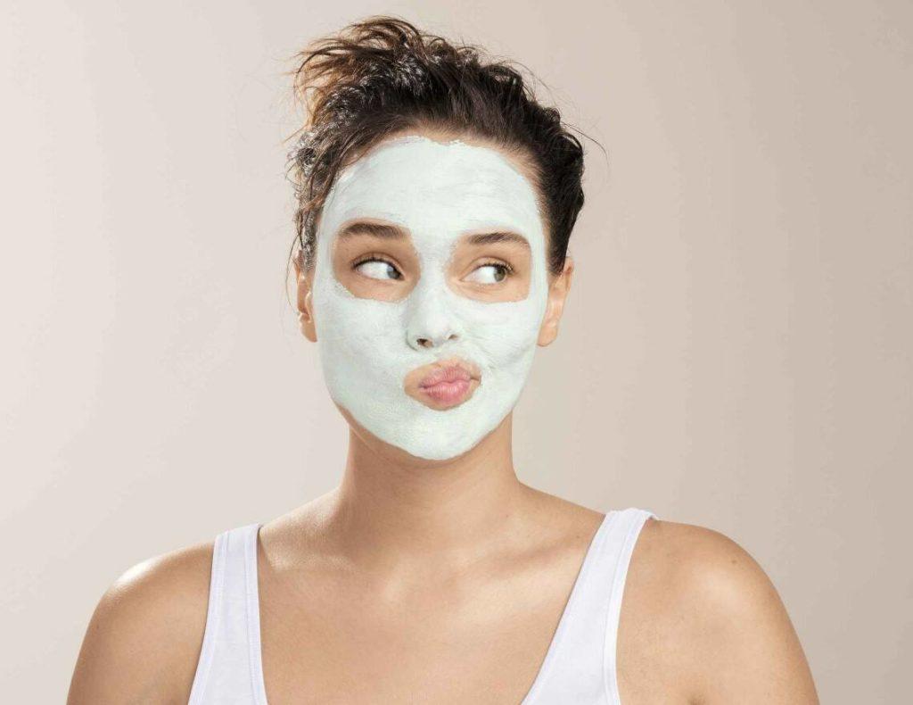 Омолаживающая кислородная маска с содержанием икры Advanced Natural для интенсивного лифтинга