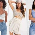 Модные тенденции: летние топы 2021