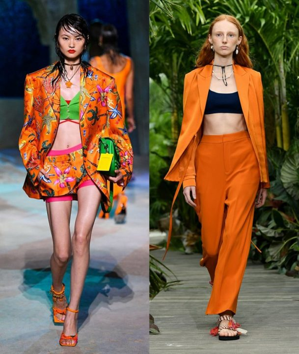 Азиатские мотивы: мода весна-лето 2021 года
