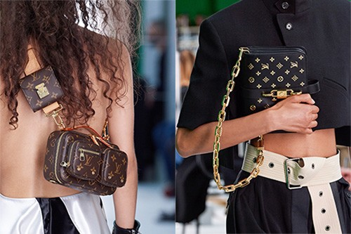 Какие сумки модные в этом 2021 году – поясняет модный бренд Louis Vuitton